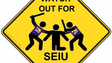 SEIU Thugs Use Lawsuits to Intimidate Nonprofit That Informed About Worker Rights
