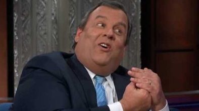 Self-Destructive Christie Raises Serious Health,Concerns in Toxic Colbert Interview