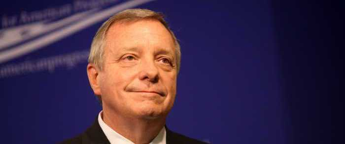 Sen. Durbin Admits 'DREAM Act' a Ploy for Open-Ended Amnesty