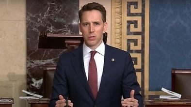 Sen. Josh Hawley: Religious Conservatives Must Reject 'Bad Bargain' With Establishment RINOs