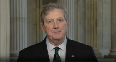 SEN. KENNEDY: Some Dems Have No Soul, Mothers Didn't Breast-Feed Them