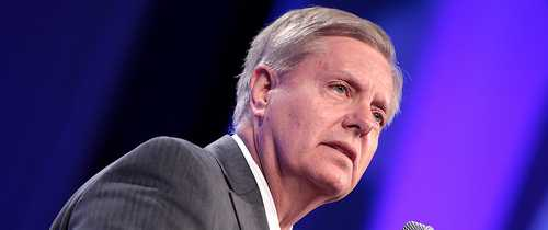 Sen. Lindsey Graham Says Trump Should Re-Nominate Kavanaugh if Dems Kill Confirmation