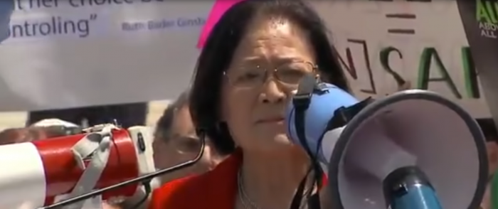 Sen. Mazie Hirono To Eighth Grade Girls: Your 'Abortion Rights' Are 'Under Attack'
