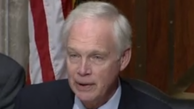 Sen. Ron Johnson Grills Horowitz on FBI Bias and McCabe's Role in Trump Spying