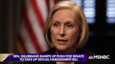 Senate Passes Bill to Address Sexual Harassment on Capitol Hill
