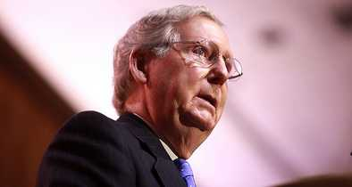 Senate Republicans Propose Stopgap Bill to Avert Gov't Shutdown