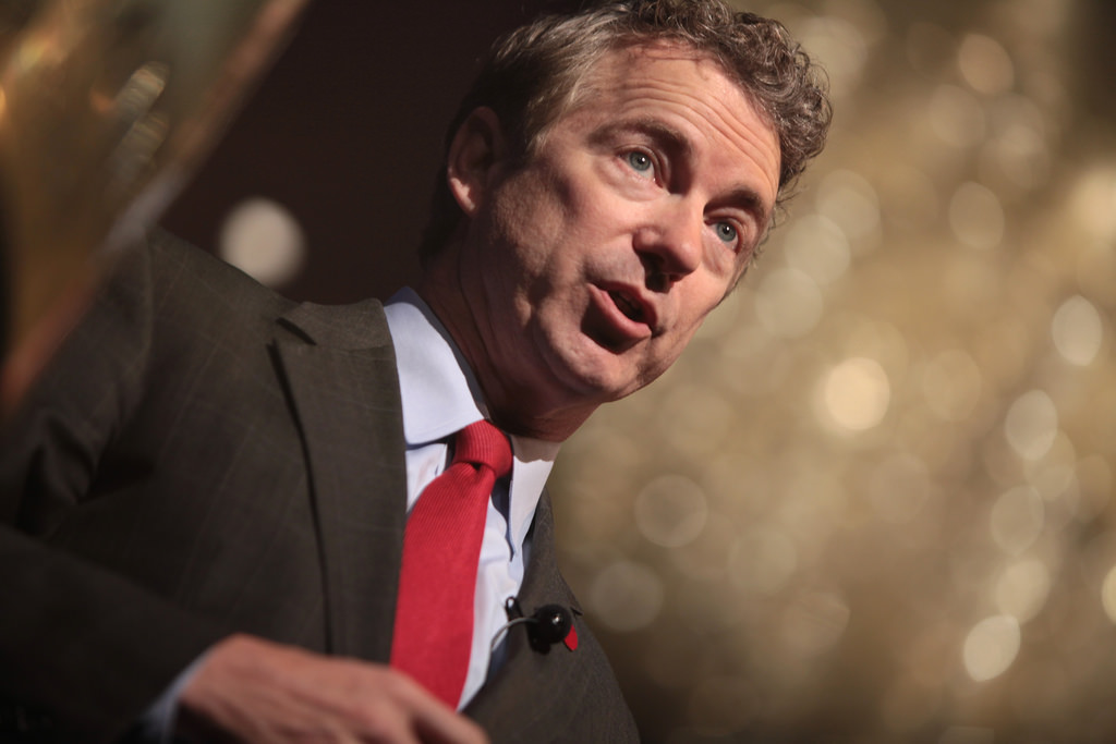 Senator Rand Paul photo