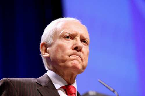 Senator Hatch: GOP 'Too Divided' to Restart ObamaCare Repeal