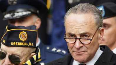 Senator Schumer: 'Founding Fathers Intended' for Congress to 'Improve Our Healthcare System'