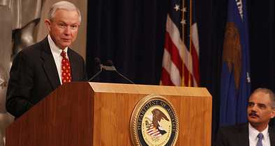 Sessions Urged to Clean Up 'Ideological Rot' at DOJ