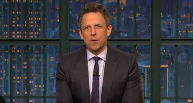 Seth Meyers mocks $900 tax cut for middle class