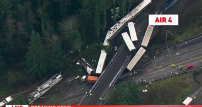 Several Dead After Train Tumbled Over Tacoma Bridge
