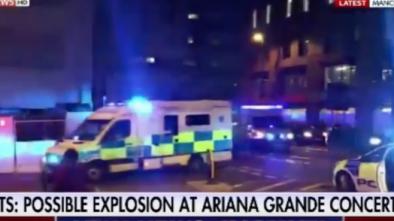 Several Killed in Blast at Ariana Grande Concert in UK