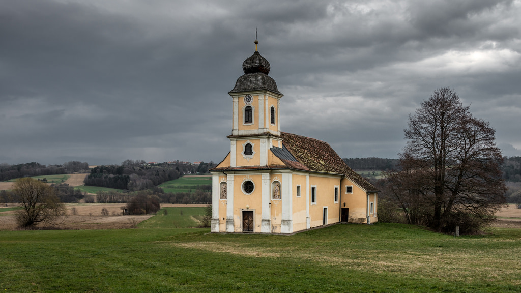 country church photo