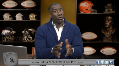 Shannon Sharpe: Racist U.S. Flag Is Just 'A Piece of Cloth...Nobody Fights For'