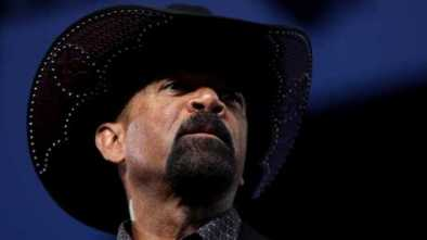 Sheriff David Clarke Says He's Joining Dept. of Homeland Security