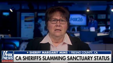 Sheriff Tells Trump: California Sanctuary City Laws Are a 'Disgrace'