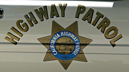 California Highway Patrol photo