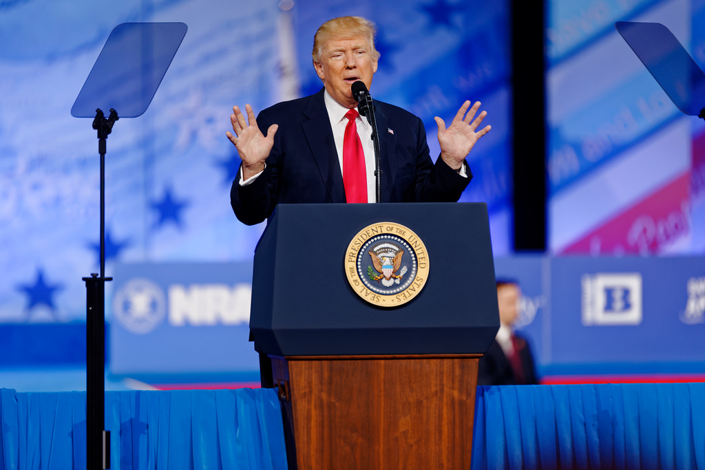 President Donald J Trump photo