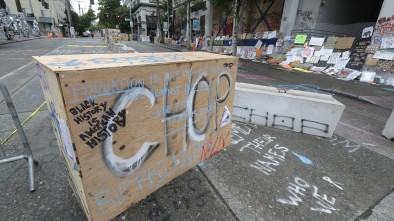 Shooting in Seattle Protest Zone Leaves 1 Dead; Cops a No-Show