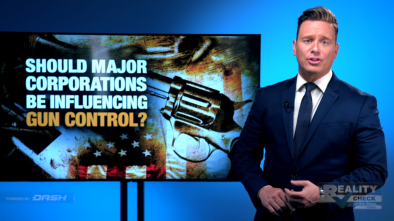 Should Major Corporations Be Influencing Gun Control?