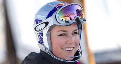 Skier Lindsey Vonn Suffers Back Injury After Slamming Trump