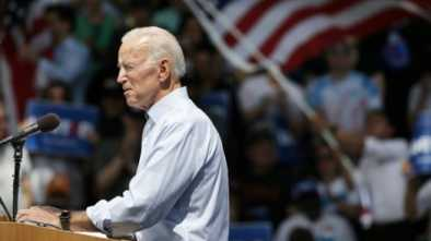Sleepy Joe Blasts 'Divider in Chief:'