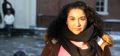 Socialist college student detained for exercising First Amendment rights
