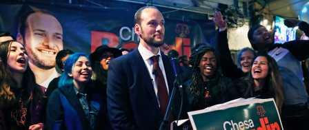 Son of Terrorist Leftist Radicals Wins San Francisco Election