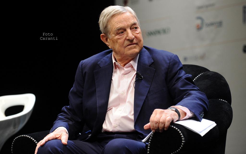 George Soros photo