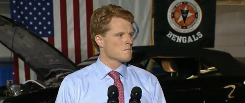 SOTU Response was from Drooling Dem Who's Just Another Kennedy