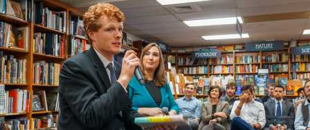 SOURCE: Joe Kennedy to Challenge Sen. Markey in Mass. Senate Primary