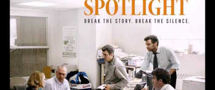 'Spotlight' Actors Went After Catholic Church; Are Silent on Weinstein