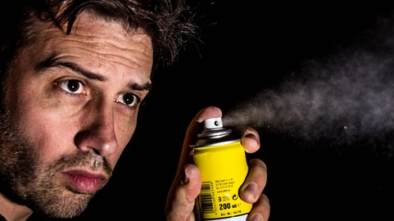 Pastor uses bug spray 'to cure cancer, HIV'