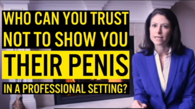 State Candidate Ad: 'Elect Candidate Who Doesn't Have A Penis'