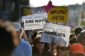 States Sue Trump Administration over Illegal Alien Separation