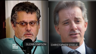 Steele Had 'Extensive' Contacts w. #4 DOJ Official WHILE Compiling Dossier