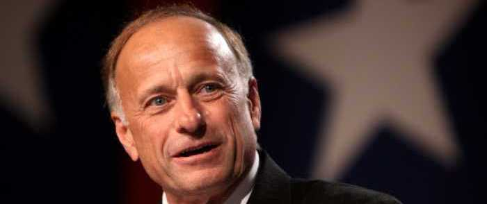 Steve King Pledges to Block 'Every Form' of Amnesty