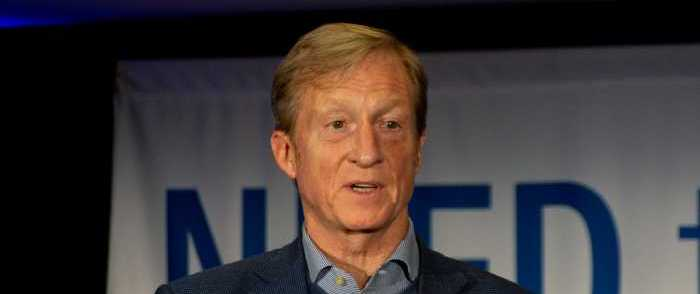 Steyer to Dems: Impeach Trump, or Else!