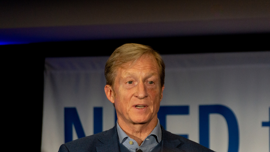 Tom Steyer photo