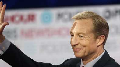 Steyer Wants 'Climate Change Refugees' to Enter US Legally