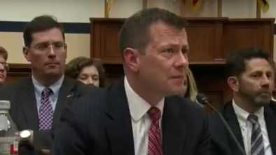 Strzok sets up Twitter, GoFundMe accounts 1