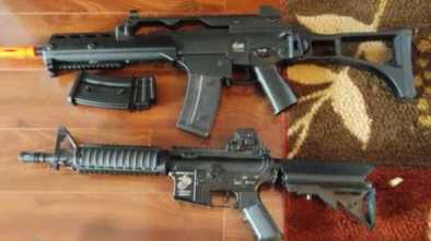 """Student Issued 10-Day Suspension for """"Liking"""" Airsoft Gun Photo 2"""
