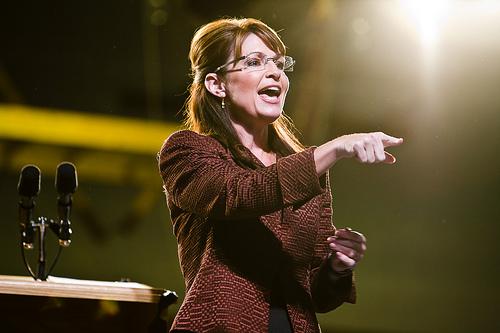Palin 2008 photo