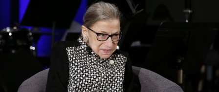 Supreme Court Says Justice Ginsburg Out of Hospital