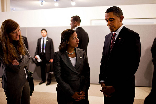 Susan Rice Obama photo