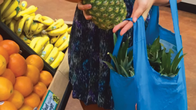 Sustainable 'Green' Shopping Bags Can Spread the Coronavirus