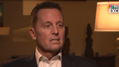 Swamp-Draining DNI Chief Rich Grenell Nails Adam Schiff for Leaking to the Press