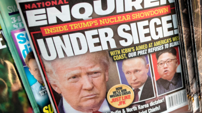 Tabloid Execs Reportedly Get Immunity to Talk about Trump Payments 1