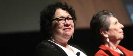 Ted Cruz Blasts Justice Sotomayor, Says It's Time to Focus on Liberal 'Activist' Judges